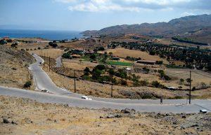 Ilha de Lesbos (Grécia)