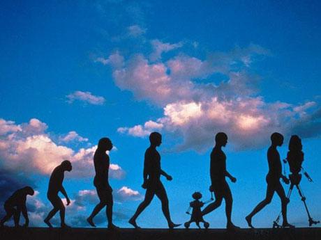 Humanidade... sempre em frente