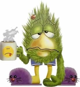 """""""O estresse e emoções fortes opostas podem debilitar o sistema imunológico. Lidar adequadamente com eles é muito importante."""""""