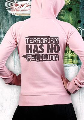 """""""Terrorismo não tem religião"""""""