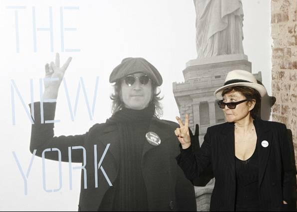 John & Yoko (infelizmente!)