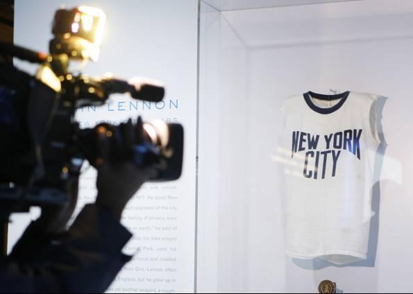 """Exposição: """"John Lennon: Os anos em Nova York"""""""