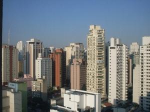... e prédios