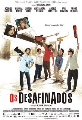 OsDesafinados-Cartaz